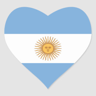 Flag of Argentina Stickers