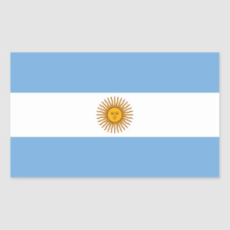 Flag of Argentina Sticker