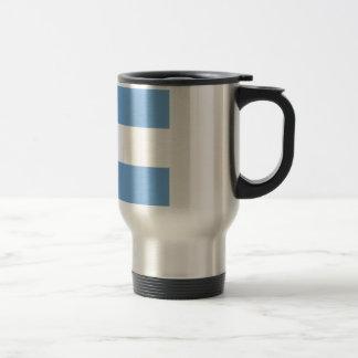 Flag of Argentina Travel Mug