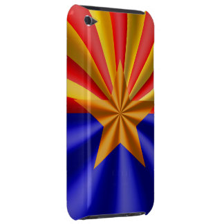 Flag of Arizona Barely There iPod Covers