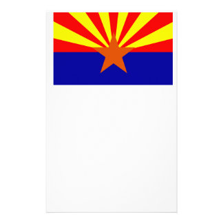 Flag of Arizona Customised Stationery