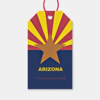 Flag of Arizona Gift Tags