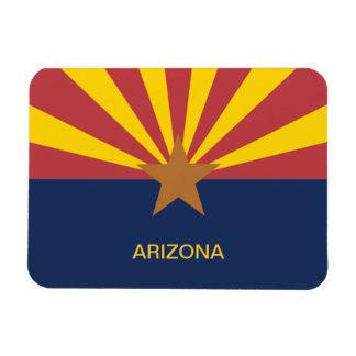 Flag of Arizona Magnet