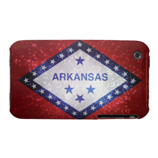Flag of Arkansas iPhone 3 Cover