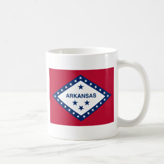 Flag of Arkansas Coffee Mug