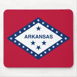 Flag of Arkansas Mouse Mat