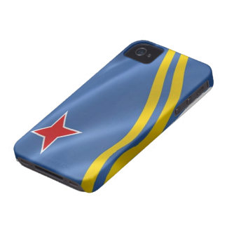 Flag of Aruba Case-Mate ID™ iPhone 4/4S Case
