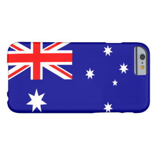 Flag of Australia Barely There iPhone 6 Case