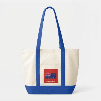 Flag of Australia Impulse Tote Bag