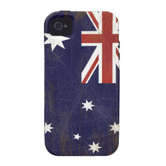 Flag of Australia iPhone 4 Covers