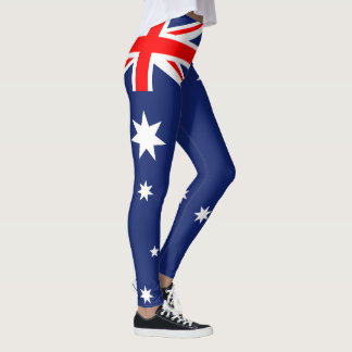 Flag of Australia Leggings