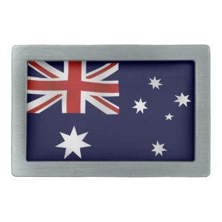 Flag of Australia Rectangular Belt Buckle