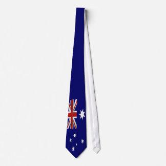 Flag of Australia Tie