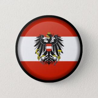 Flag of Austria Button