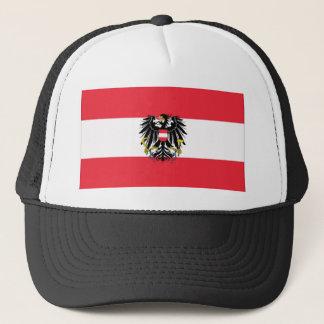 Flag of Austria - Flagge Österreichs Trucker Hat