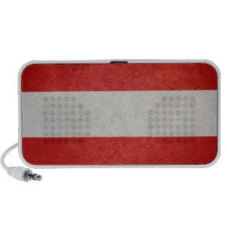 Flag of Austria Portable Speakers