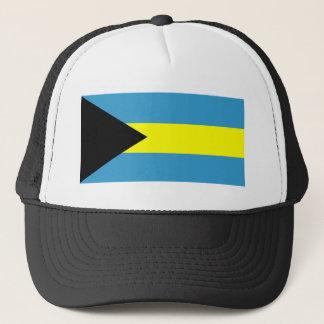 Flag of Bahamas Trucker Hat