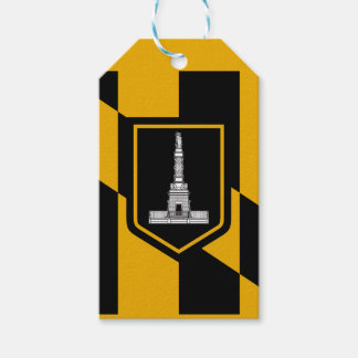 Flag of Baltimore Gift Tags
