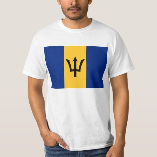 Flag of Barbados T-Shirt