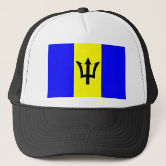 Flag of Barbados Trucker Hat