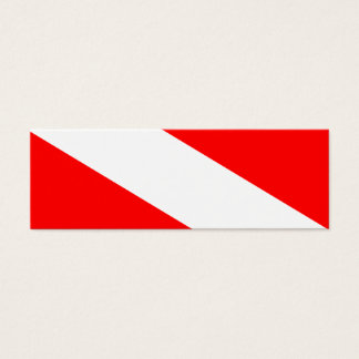 Flag of Barotseland Mini Business Card