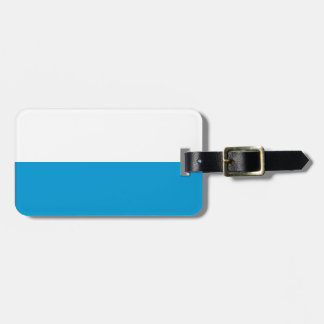 Flag of Bavaria Luggage Tag