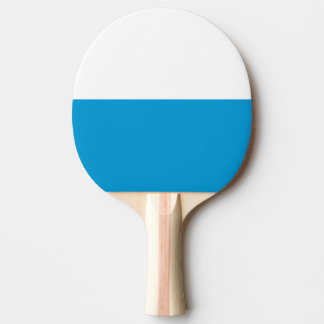 Flag of Bavaria Ping Pong Paddle