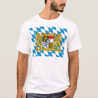 Flag OF Bavaria T-Shirt