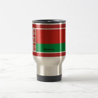 Flag of  Belarus Stainless Steel Travel Mug