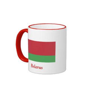 Flag of Belarus Ringer Mug