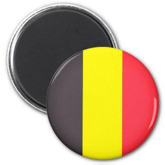 Flag of Belgium Magnet