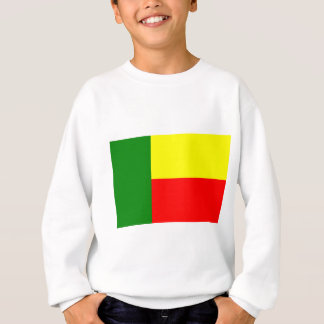 Flag of Benin, Africa Sweatshirt