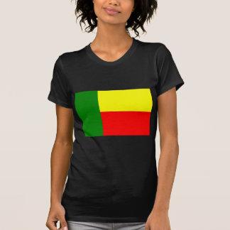 Flag of Benin, Africa T-Shirt