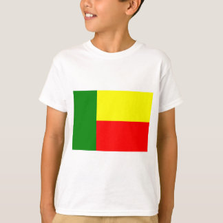 Flag of Benin, Africa T-Shirt