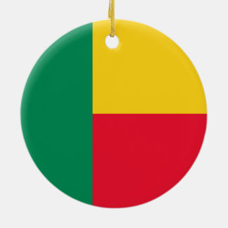 Flag of Benin Ornament