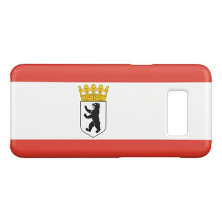 Flag of Berlin Case-Mate Samsung Galaxy S8 Case