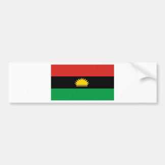 Flag of Biafra (Bịafra) Bumper Sticker