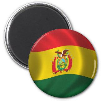 Flag of Bolivia Magnet