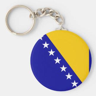 Flag of Bosnia and Herzegovina Key Ring