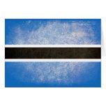 Flag of Botswana Cards