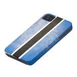 Flag of Botswana Case-Mate iPhone 4 Case