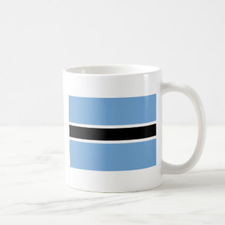 Flag of Botswana Coffee Mug