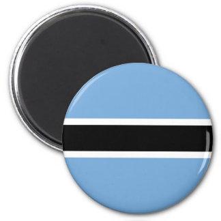 Flag of Botswana Refrigerator Magnet
