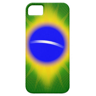 Flag of Brazil Barely There iPhone 5 Case