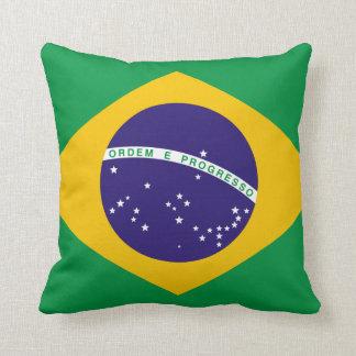 Flag of Brazil Cushion