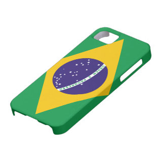 Flag of Brazil iPhone 5 Cover