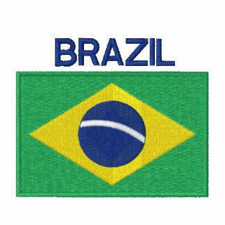 Flag of Brazil Polo Shirts