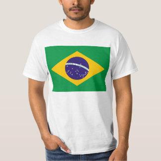Flag of Brazil T Shirt