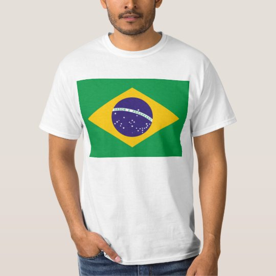Flag of Brazil T Shirt