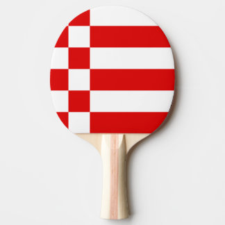 Flag of Bremen Ping Pong Paddle